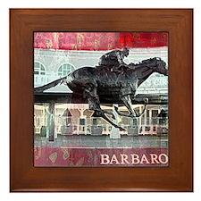 Barbaro 2 Framed Tile