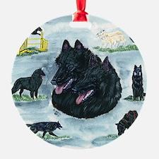 bel shep versatility Ornament