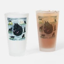 bel shep versatility Drinking Glass
