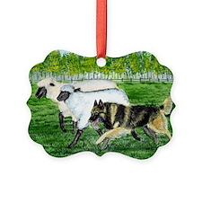 bel terv herd Ornament
