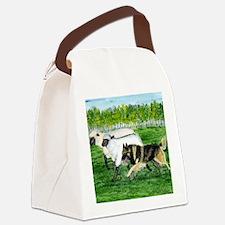 bel terv herd Canvas Lunch Bag