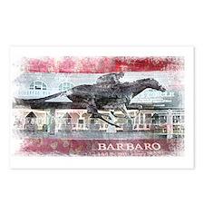 barbaro Postcards (Package of 8)