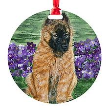 bel terv pup Ornament