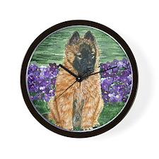bel terv pup Wall Clock