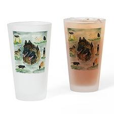 bel terv versatility Drinking Glass