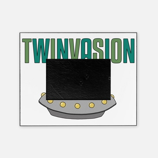 TWINVASION11a Picture Frame
