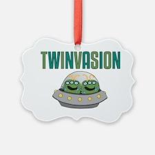 TWINVASION11a Ornament