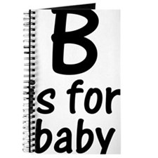 b is for baby Journal
