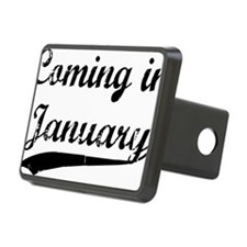 coming in january Hitch Cover