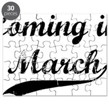 coming in march Puzzle