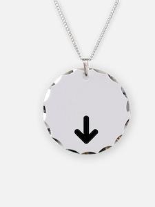 baby arrow 2 Necklace