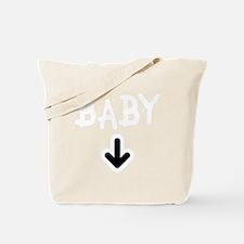 baby arrow 2 Tote Bag