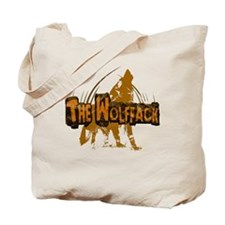 the wolfpack Tote Bag