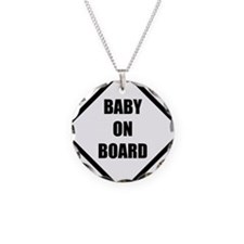 baby on board 5 Necklace