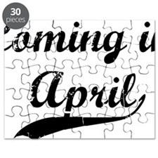 coming in april Puzzle