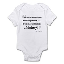 Sensitive Positions Infant Bodysuit