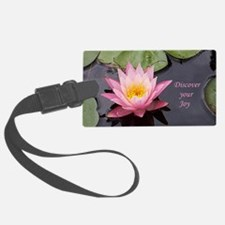 discover your joy Luggage Tag