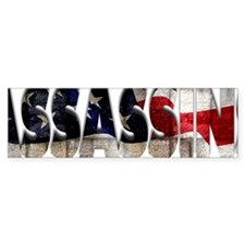 assass2 Bumper Sticker