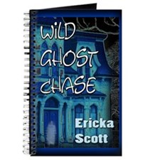 Wild Ghost Chase mouse pad Journal