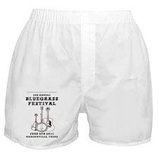 BlueGrassT-shirt Boxer Shorts