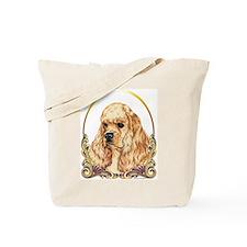 Cocker Spaniel Christmas/Holiday Tote Bag