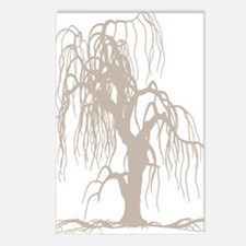 weepingwillowtree3 Postcards (Package of 8)