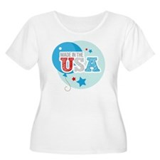 made in the u T-Shirt