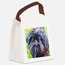 Affenpinscher Canvas Lunch Bag