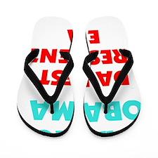OBAMA IS DA BEST PRESIDENT Flip Flops