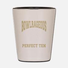 bowl117black Shot Glass