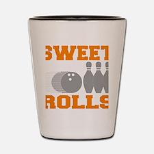 bowl114black Shot Glass