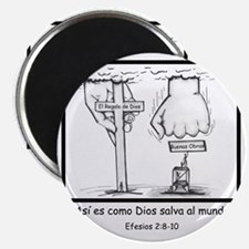 DiosSalva2 Magnet