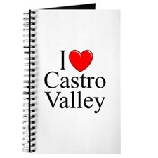 """I Love Castro Valley"" Journal"