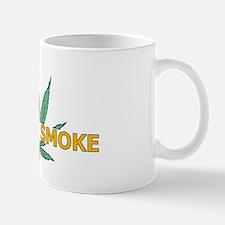 timsmokeorangewh Mug