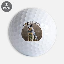 blueheelerwh Golf Ball