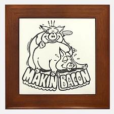 makinbaconwh Framed Tile
