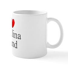 """I Love Catalina Island"" Mug"
