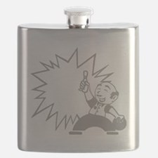 bowl104dark Flask