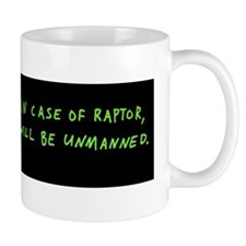 raptor_black_2 Mug