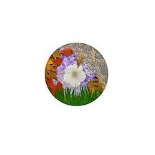 Collage Mini Button
