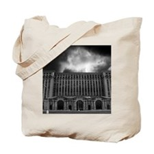 detroitTrainStation Tote Bag