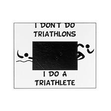 Do Triathlete Black Picture Frame