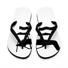iFloat White Flip Flops