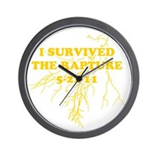 raptureyel Wall Clock