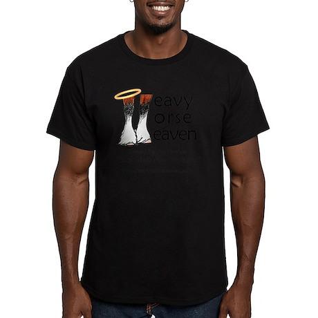 HHHshirt Men's Fitted T-Shirt (dark)