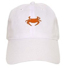 Steamed Crab Logo Baseball Cap