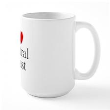 """I Love Central Coast"" Mug"