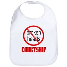 COURTSHIP Bib