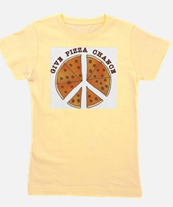 pizzachance2wh Girl's Tee