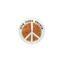 pizzachance2wh Mini Button